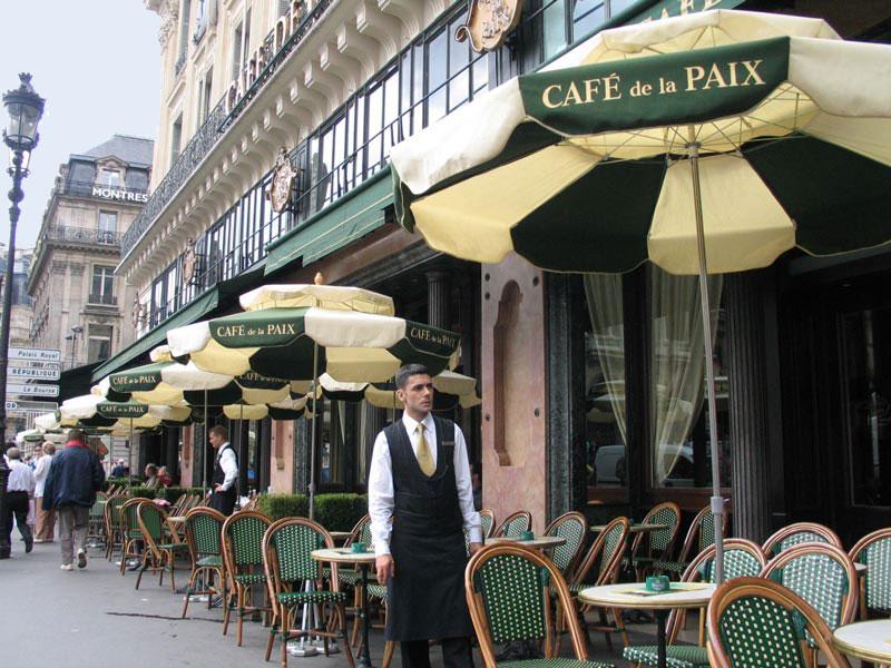 Cafetería de Paix