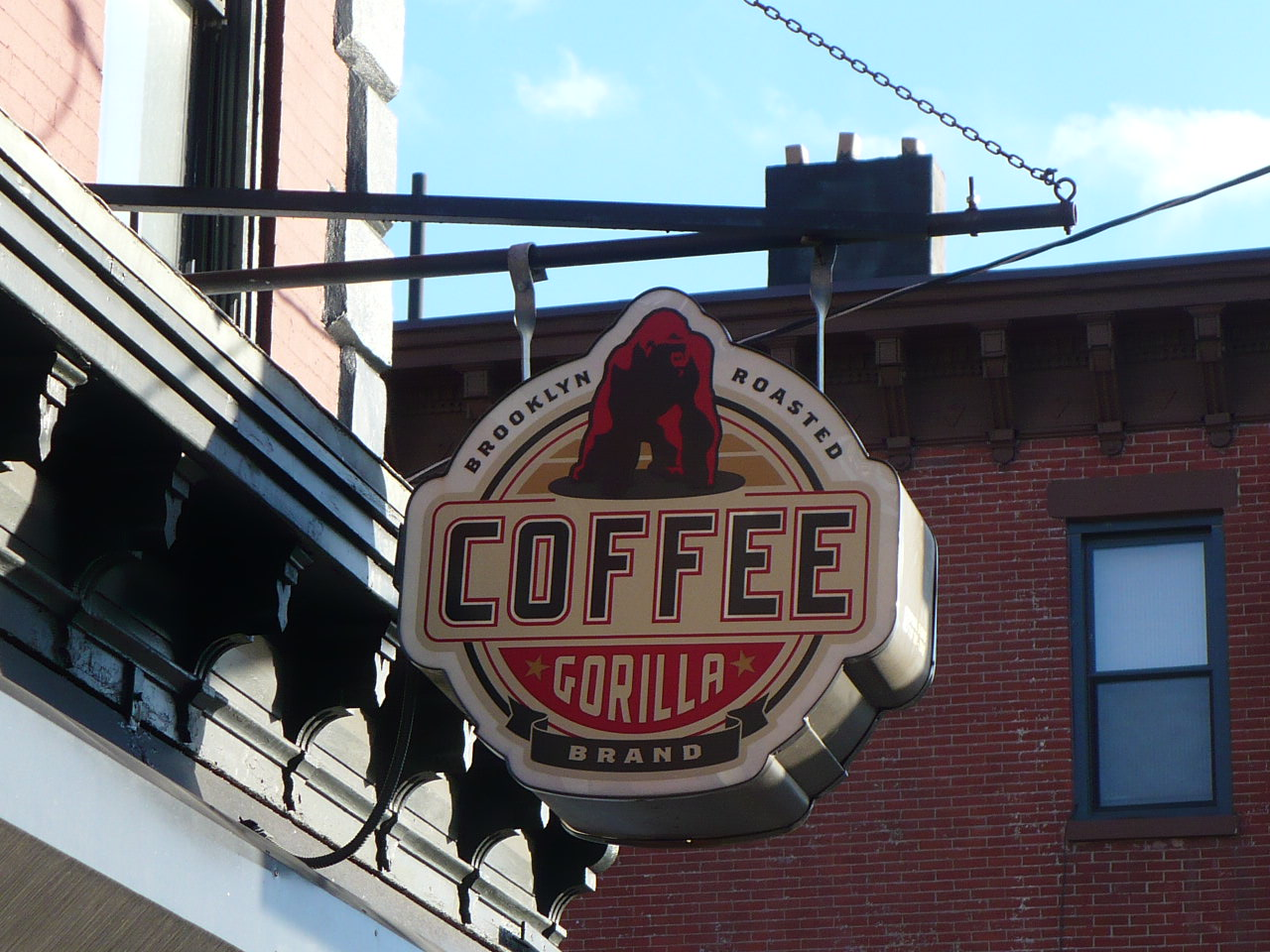 Cafetería Gorilla Coffee