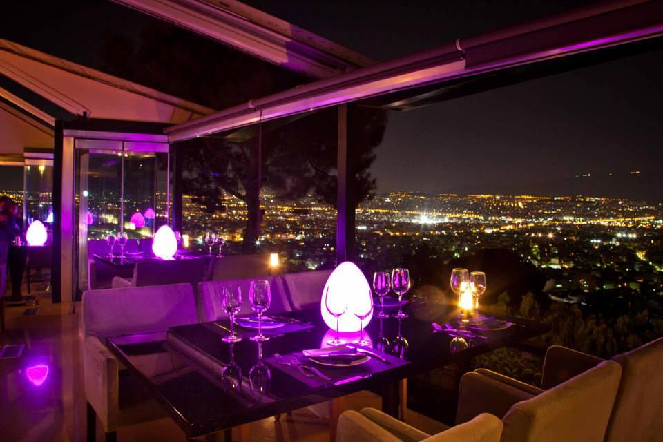 Cafetería Telescope