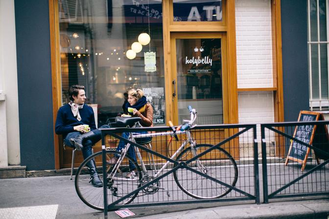 Cafetería Holybelly