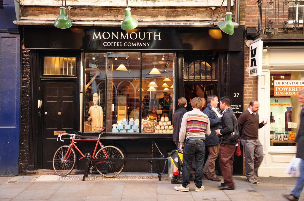 Cafetería Monmouth