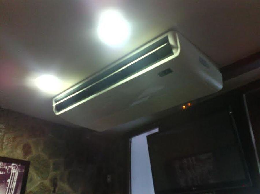 Aire acondicionado para cafeterias