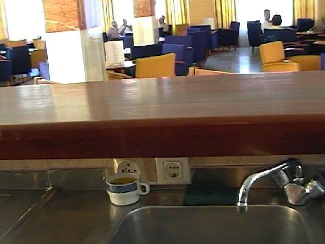 Equipo necesario para abrir una cafeter a y tener xito - Barra de bar salon ...