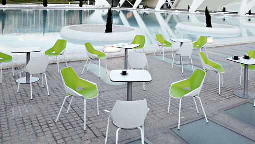 Mesas para cafeteria c mo elegir las correctas para tu for Muebles para cafeteria precios