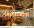 Muebles para cafeterias indispensables