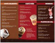 ejemplo 1 menu de cafes