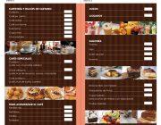 ejemplo 2 menu para cafeteria