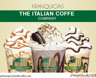 Comprar Franquicia de The Italian Coffee