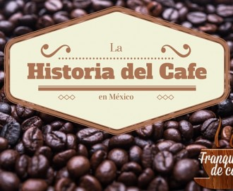 La historia del cafe en Mexico