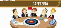 metas y objetivos de una cafeteria