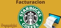 starbucks facturacion en linea