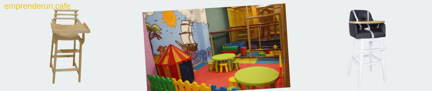 muestra de mobiliario para niños